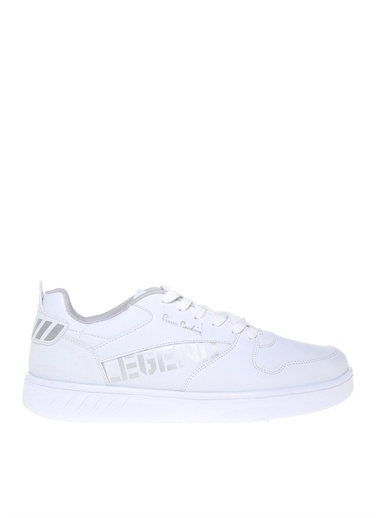 Pierre Cardin Pierre Cardin Beyaz Sneaker PC-30486 Beyaz